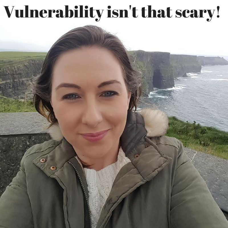 Vulnerability isn't that scary!